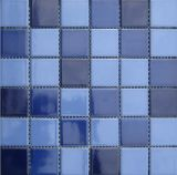 Swimming Pool Ceramic Mosaic (VMC48202 23X23X6mm/48X48X6mm/306X306mm)