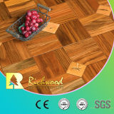 White Oak Parquet Vinyl AC3 E1 Piano HDF Laminated Wood Flooring