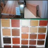 7cm Height Angel L MDF Wall Skirting Board for Wood Flooring