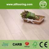 Strand Woven Solid Bamboo Flooring Iron White Antique Brush Series