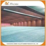 High Density Rubber Tiles for Shooting Range Floor Wall Ceiling