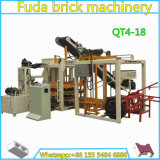 Hydraulic Automatic Concrete Paver Slab Brick Making Machine