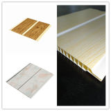 Middle Groove Waterproof Ceiling and Wall Bathroom PVC Ceiling Tile (RN-88)