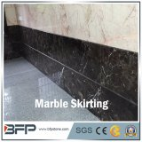 Chinese Coffee Net Vein Marble for Skirting in Home Decoration