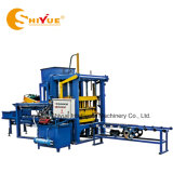 Qt4-20 Concrete Block Making Machine Solid Brick Machine
