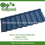 Stone Coated Metal Roofing Tile (Ripple Type)