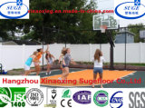 High Impact Plastic Removable Basketball Sport Flooring