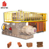 Competitive Price Automatic Brick Making Machine with Overseas Project Video