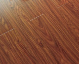 Household 12.3mm E0 High Gloss Water Resistant Laminate Flooring