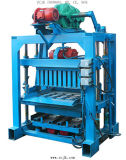 Zcjk Qtj4-40 High Output Small Mobile Brick Block Making Machine