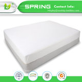 Cotton Terry Towelling Underlay Reversible Waterproof Mattress Encasement All Size 10 Year Warranty
