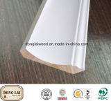 Factory MDF White Prime Ceiling Moulding
