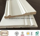 Customized Outdoor Chinese Fir Baseboard