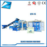 Hot New Products Qt6-15 Cement Brick Machine with Best Price