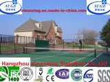 Customized Colorful PP Modular Outdoor Basketball Flooring