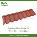 Corrugated Stone Coated Metal Roofing Sheet Tile (Milano Type)