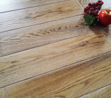 White and Brown Ash Engineered Wood Flooring