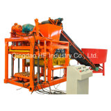 Qt4-25 Sand Brick Making Machine Small Scale Brick Making Machine