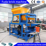 Burn Free Hydroform Earth Brick Block Making Machine