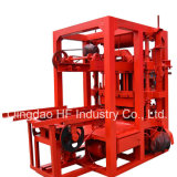 Semi Automatic Interlocking Clay Brick Cement Hollow Concrete Block Machine