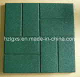 Top-Brick Rubber Tile Rubber Flooring Mats