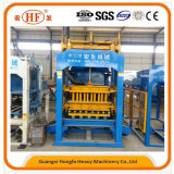 Qt6-15b Hydraulic Automatic Brick Block Making Machine for Construction