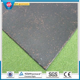 Gymnasium Flooring Rubber Factory Direct Outdoor Rubber Tile Gymnasium Flooring