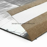 2.8mm Silver Adhesive Acoustic Rubber Underlay for Wood and Laminate Floors