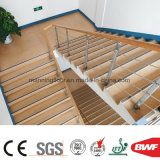 Solid Color Sand Sound Absorb Soft PVC Commercial Floor for Transport Industry 2.4mm Mr4004